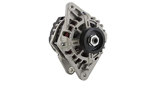New Alternator For 1.6L Hyundai Accent Kia Rio Rio5 2010 2011 37300-26100
