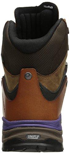 Merrell Crestbound Gore-tex® - Botines Mujer marrón - marrón (marrón Sugar/morado)