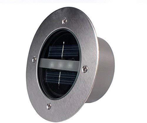 Recessed Solar Patio Lights in US - 1