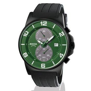 3777-14 Boccia Titanium Watch