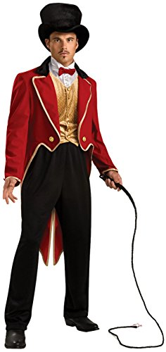 Male Tamer Costume Lion (Adult RingMaster - Lion Tamer Male)