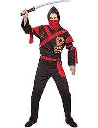 Costume Co. Men's Dragon Ninja Warrior Costume