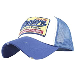 Xinantime Sombrero, Sombrero Hip Hop Gorras Beisbol Gorra para ...