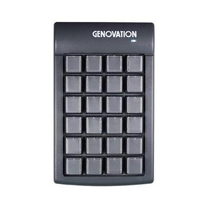 GENOVATION CONTROLPAD 683 DRIVERS WINDOWS 7 (2019)