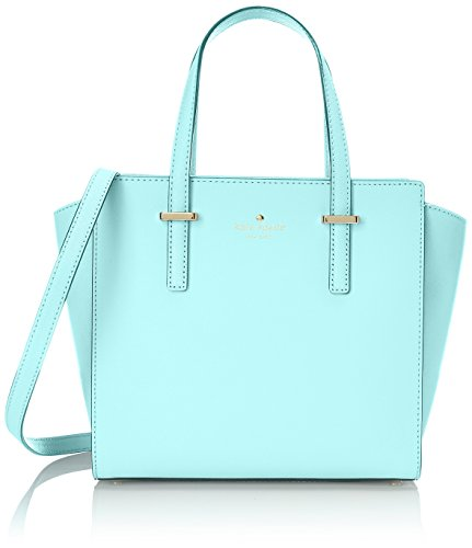 kate spade new york Cedar Street Small Hayden Satchel Bag, Atoll Blue, One Size