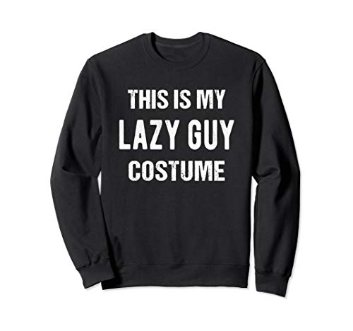 This Is My Lazy Guy Costume Funny Human Halloween