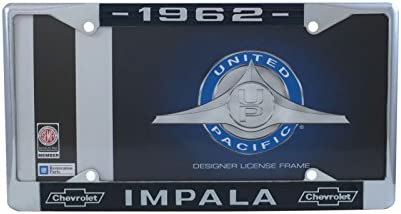 United Pacific C5043-62 License Frame