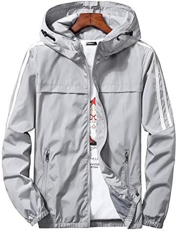 ジャケット メンズコート ブルゾン アウトドア 登山 防風 軽量 長袖 ジャンパー カジュアル おしゃれ