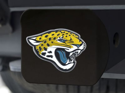 Fanmats 22571 Hitch Cover (Jacksonville Jaguars), 1 Pack by Fanmats