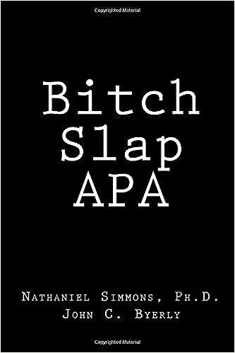 Bitch Slap APA