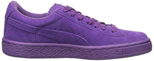 Sneaker Puma Daim Jr Classic Kids (petit Enfant / Grand Enfant) Violet Impérial / Violet Impérial