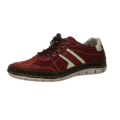 Kim Kay Herren Sneaker Rot