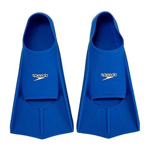 Nadadeira Natacao Speedo Training Azul 42/43