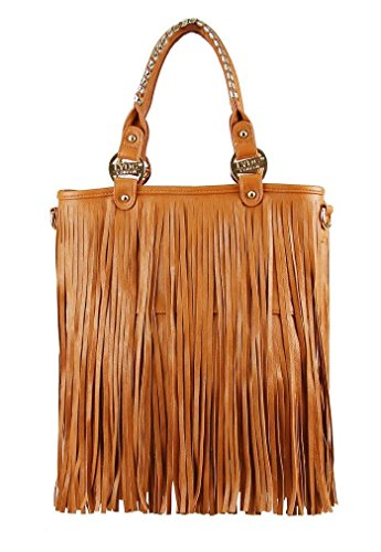 in Different London Tassel Girls Ladies LYDC Tan for Colours HandBags Women Iqtw5g1d
