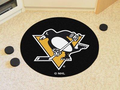 Fan Mats Pittsburgh Penguins Puck Mat