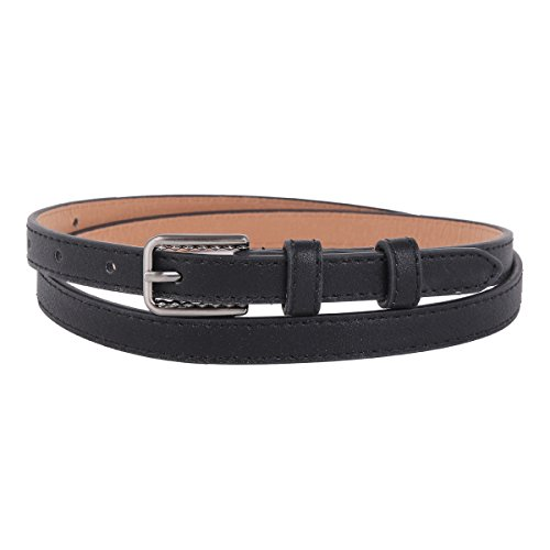 Denim Skinny Belt - 2