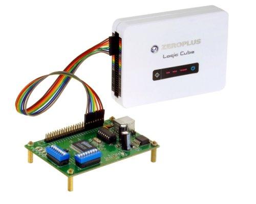 (Zeroplus LAP-C 16032 16-channel Logic Analyzer)