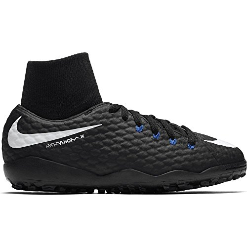 X Hypervenom Unisex Df 917775 Nike 3 Adults Phelon Tf Trainers Jr Black qF6TTtf