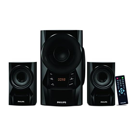 Zebronics Spk-S300 Zeb Computer Multimedia and Nbsp 2.0 Speaker