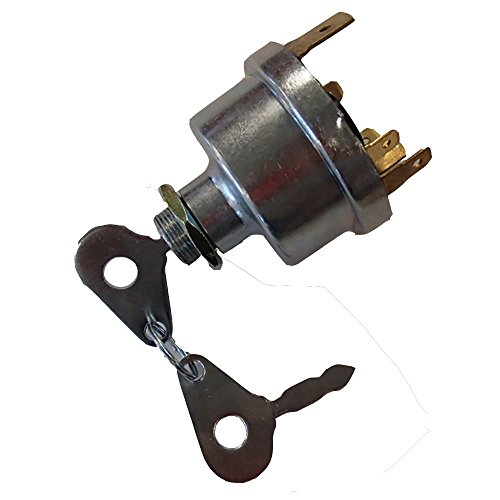 Case Ih International (3107556R1 Ignition Switch Case IH Tractors 248 385 395 3210 454 485 595 996 1190)