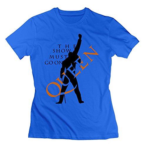 RoyalBlue RMVEP The Show Female's Cool Short Sleeve T-shirt Size L