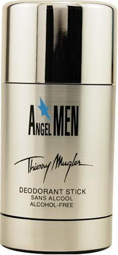 Angel By Thierry Mugler For Men. Deodorant Stick Alcohol Free 2.7-Ounce ()