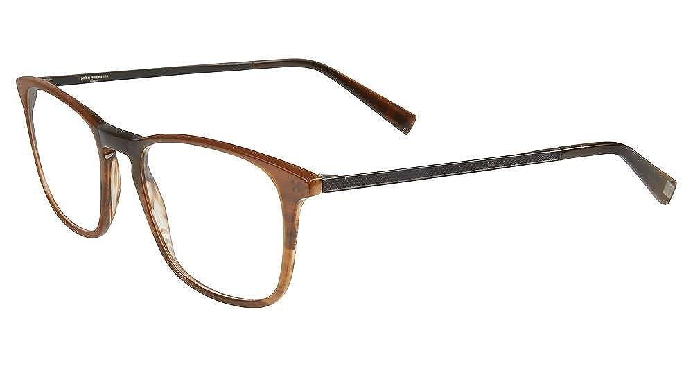 Eyeglasses John Varvatos V 370 Brown