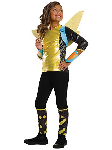 Rubie's Costume Kids DC Superhero Girls Deluxe Bumblebee Costume