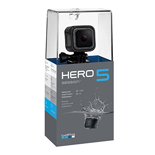 GoPro HERO5 Session - Waterproof Digital Action Camera for Travel with...