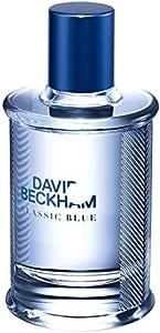 David Beckham Classic Blue Eau de Toilette Spray for Men, 90ml