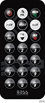 Boss Audio 616uab Car Stereo, Single Din, Bluetooth, Usbmp3wma Amfm Radio 8