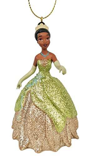 Tiana - in Carnivale Gown (Princess) Figurine Holiday Christmas Tree Ornament - Limited Availability - New for 2018 -