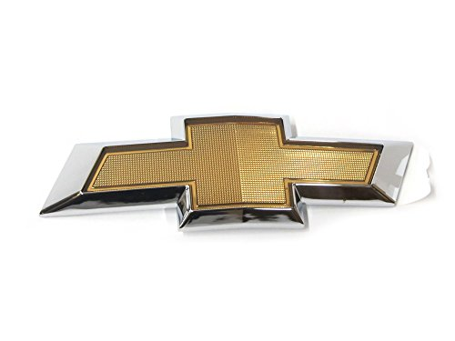 (OEM Rear Trunk Lid Bowtie Emblem Badge 2010-2013 Camaro)