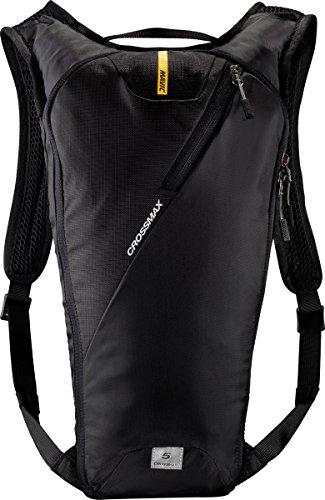 Mavic Crossmax Hydropack 5L Sport / Fahrrad Trinkrucksack schwarz/gelb