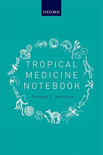 Tropical Medicine Notebook (Tropical Oxford)
