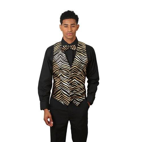 Zebra Print Vest - 2