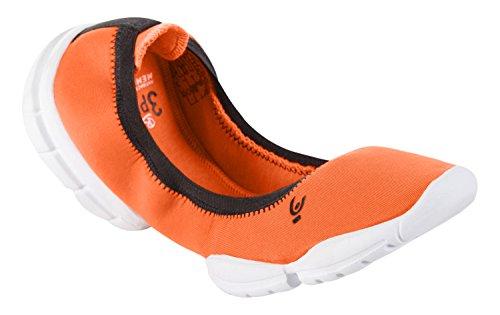 Fitness 3proballerina Arancio FREDDY da Scarpe Arancione Donna 4U6Fdtxq