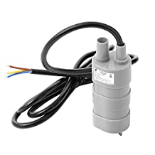 XCSOURCE JT-500 600L/H Submersible Pump Immersible Pump Under Water Pump Bath Pump 5M/16.4ft DC 12V with Cable TE484