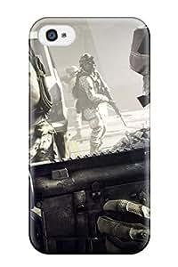 Shauna Leitner Edwards's Shop Best 6592750K35121838 Iphone 4/4s Amazing Battlefield 3 Print High Quality Tpu Gel Frame Case Cover