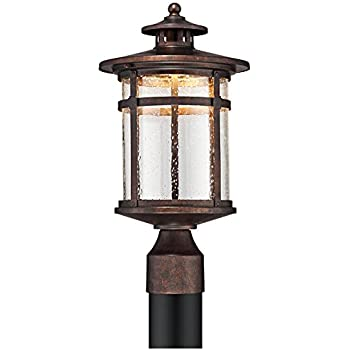 Callaway rustic bronze 16 high led post light amazon callaway rustic bronze 16 high led post light aloadofball Image collections