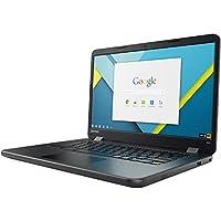 Lenovo IdeaPad 14 Inch HD LED-backlit Chromebook, Intel Celeron N3060 Dual-Core Processor, 16GB eMMC SSD, 4GB RAM, 802.11ac, Bluetooth, HDMI, Chrome OS, Twisted Nematic (TN)