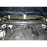 Whiteline KSB633 Front Strut Brace; fits Mazda 3