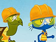 Legend of Big Paw & Cat City Safety Pa