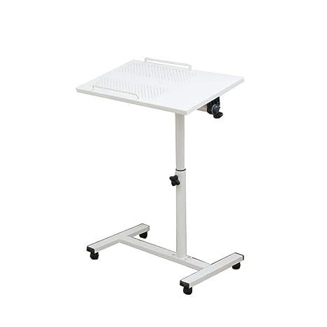 GXJ- table Chang-dq Sofá Mesa Lateral, Hierro Blanco Negro ...