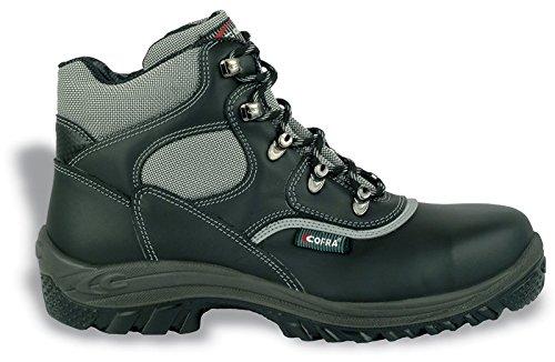 """Cofra 63650-000.W42 S3 SRC scarpe taglia 42 """"Drammen"""", colore: nero"""