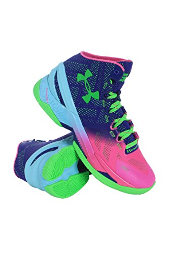 Under Armour Curry 2 Northern Lights 1259007-652 US Size 8 (B019GYXZ3O)  28312402deed