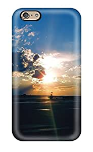 Best Perfect Airport Sunset Case Cover Skin For Iphone 6 Phone Case 5595225K12788970