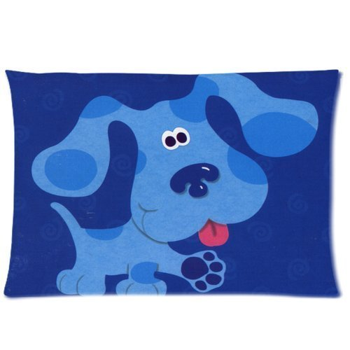 Custom Blues Clues Home Decorative Pillowcase Pillow Case Cover 2030 Two Sides Print