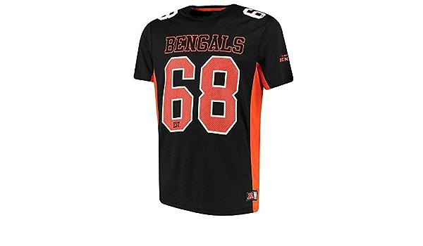 Majestic Mesh Polyester Jersey Shirt Cincinnati Bengals S