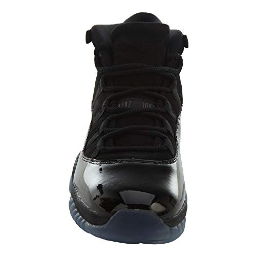 Jordan and Mens Black 11 black Black Retro Gown Cap 4rrtwq